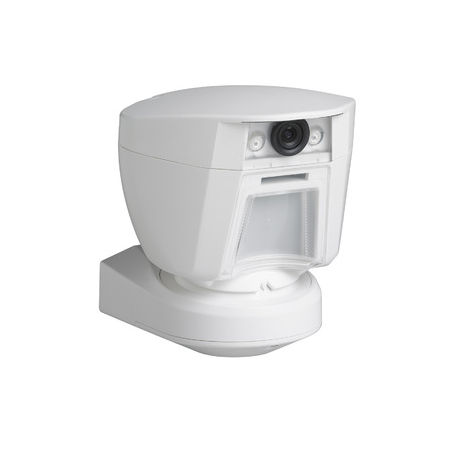 Outdoor Motion Sensor with Camera